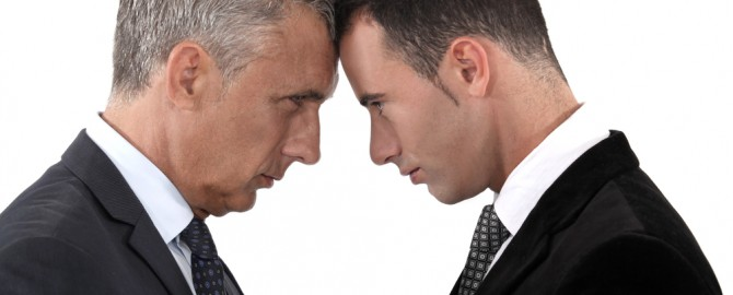 Rivalry - Courtesy of Shutterstock